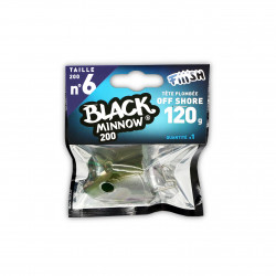 Black Minnow Offshore Jig...