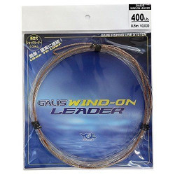 Galis Wind-On Leader 400 lb