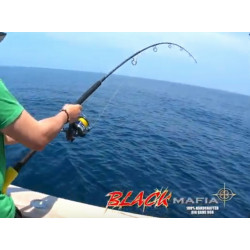 ROD BLACK MAFIA 79MH PROHUNTER
