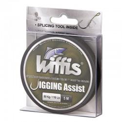 Línea de Pesca Trenzada Wiffis Jigging Assist