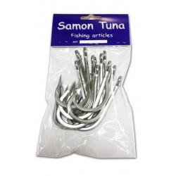 Anzuelo Inox 11/0 Samon Tuna